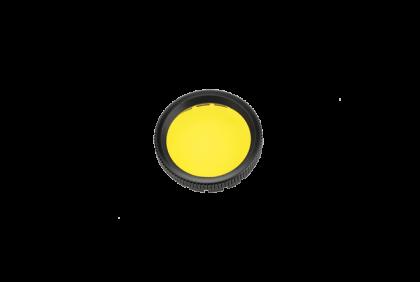 Oogspiegels en skiascopen - U066 Oculus  Volk  geel filter