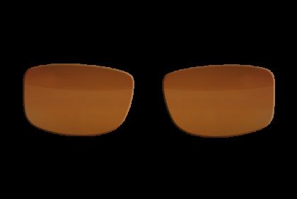 Overzetbrillen -  brillenglazen  bruin  TAC  VZ-0001  FitOfar