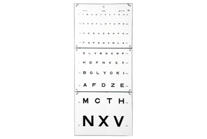 Leestesten - V001 afstand leestest  direct tot 3 m