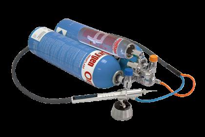 Soldeerapparaten - Q001 Miniflam  soldeerset  II