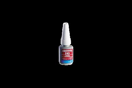 Lijm en borgmiddel - P004 5 ml  borgmiddel  Loctite 243