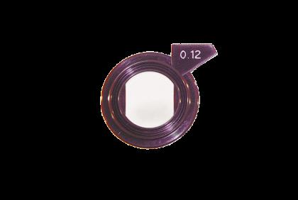 Pasglazen -  C-  CIOM  pasglas  90°