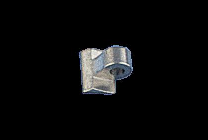 Scharnieren - B005 soldeerscharnier  2,0 mm
