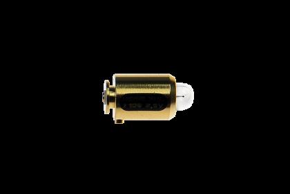 Oogspiegels en skiascopen - U018 xenon halogeen lampje  Heine  Miroflex  3,5 V  oogspiegel  046