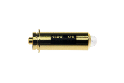 Oogspiegels en skiascopen - U021 xenon halogeen lampje  Heine  2,5 V  oogspiegel  047