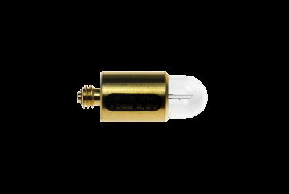 Oogspiegels en skiascopen - U023 xenon halogeen lampje  Heine  2,5 V  skiascoop  058