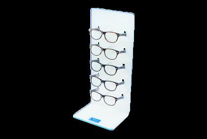 Displays - DS-0006 toonbankdisplay  brillen