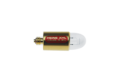 Oogspiegels en skiascopen - U024 xenon halogeen lampje  Heine  3,5 V  skiascoop  048