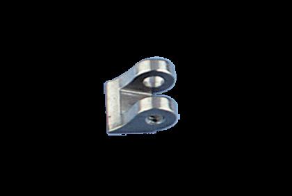 Scharnieren - B009 soldeerscharnier  1,0/1,0 mm