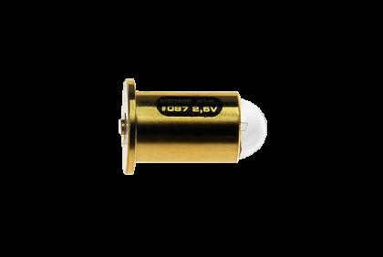 Oogspiegels en skiascopen - U025 xenon halogeen lampje  Heine  Beta 200  2,5 V  087