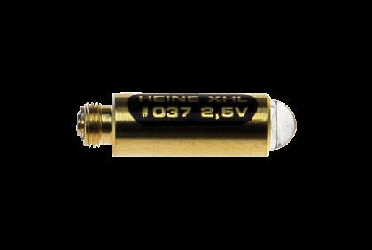 Oogspiegels en skiascopen - U027 xenon halogeen lampje  Heine  Beta 200  2,5 V  diagnostische otoscoop  037