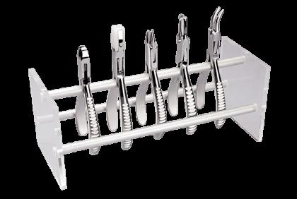 Diverse gereedschappen - M074 tangenstandaard  plexiglas