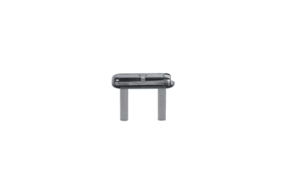 Moeren - D166 dubbel  glasbrilbusje  Caesar Flip II sockets