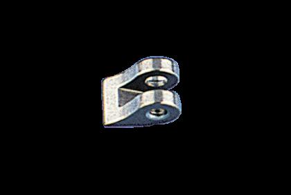 Scharnieren - B015 soldeerscharnier  0,7/0,7 mm