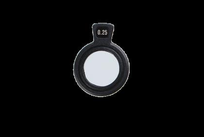 Pasglazen -  kunststof vatting  pasglas  S+