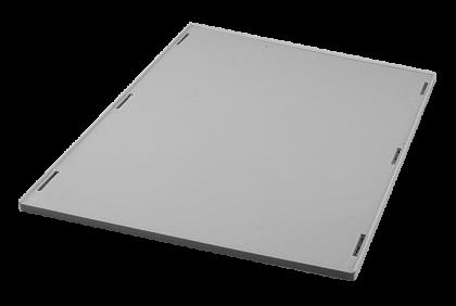 Opbergmaterialen - ST-0021 bodemplaat  kunststof  voor P061/P062/P121