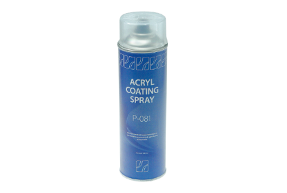 Diverse materialen - P081 acrylcoating spray  500 ml