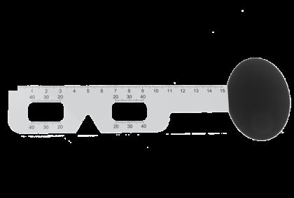 Diverse gereedschappen - P087 PD-latje  met occluder
