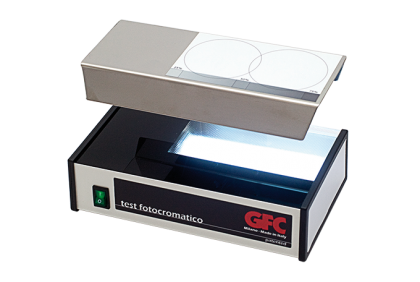 Testapparaten - P177 GFC  photochromic lens tester