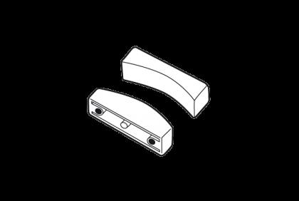 Tangen - M007 vervangbekje  voor M005, M502 en M502S