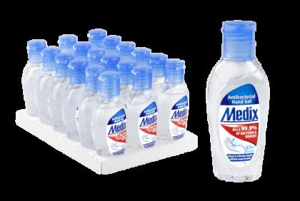 Reinigingsmiddelen - P200 Desinfecterende handgel  60 ml