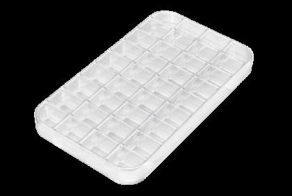 Opbergmaterialen - ST-0011 inleg  36-vaks  kunststof  voor P055