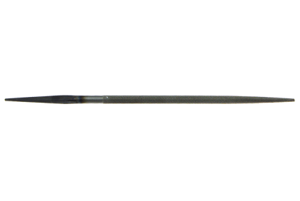 Vijlen - J041 ronde vijl  H2  rond