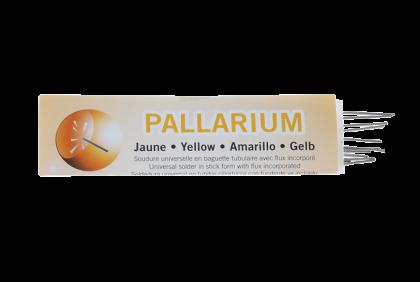 Soldeermaterialen - Q047 PD-soldeerstaaf  12 x 150 mm  Pallarium