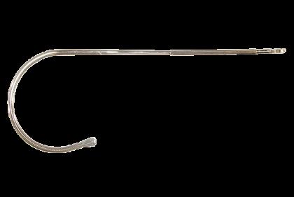 Brilveren - E020 simplex  krulveren