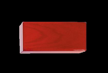Briletuis - ET-D30 etui  rood