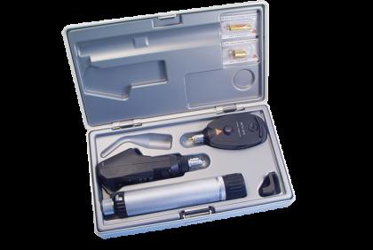 Oogspiegels en skiascopen - U008 oogspiegel/skiascoop  Heine  Beta 200  3,5 V  set