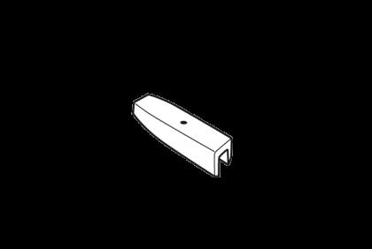 Tangen - M048 vervangbekje  voor M095 en M050S
