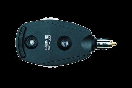 Oogspiegels en skiascopen - U002 oogspiegel  Heine  Beta 200  3,5 V