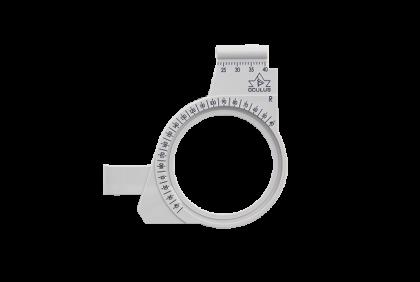 Pasbrillen - TF-0026 segment  Oculus  UB-4  rechts