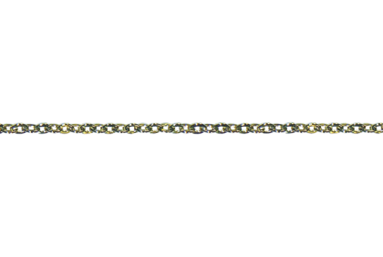 Brilkoordjes - 0403 ketting  metaal
