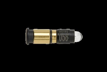 Oogspiegels en skiascopen - U061 xenon halogeen lampje  Heine  Mini 2000  2,5 V  056