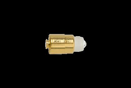 Oogspiegels en skiascopen - U058 xenon halogeen lampje  Heine  2,5 V  Fibralux  041