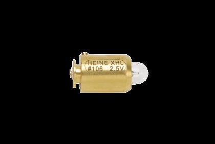 Oogspiegels en skiascopen - U065 xenon halogeen lampje  Heine  Beta 200  2,5 V  106