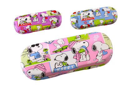 Briletuis - ET-A42 etui  assortiment  Snoopy