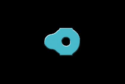 Ringtape - P041 ringtape  23 mm  Ofar  rond