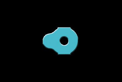 Ringtape - P122 ringtape  18 mm  Ofar  rond