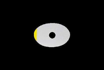 Ringtape - P136 Ofar  ovaal  anti-slip sticker