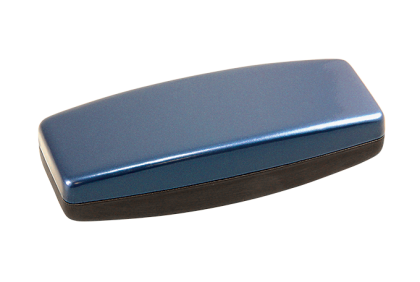 Briletuis - ET-A56 etui  donkerblauw  shiny