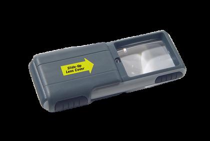 Loepen -  uitschuifloep  met LED