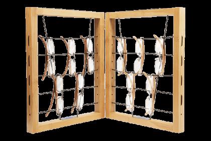 Leesbrillen sets - Set LE-0185 Bamboo-II