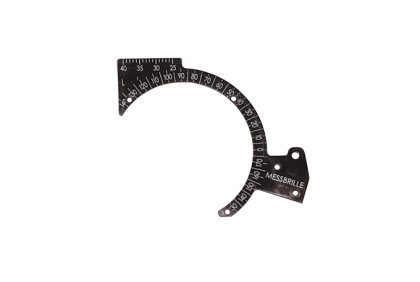 Pasbrillen - Tr gradenboog  Oculus  UB-3  links