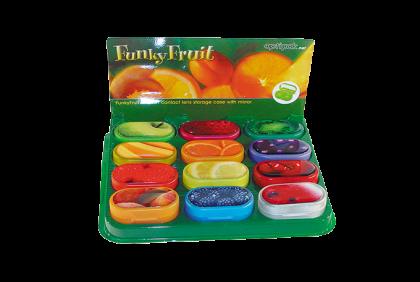 Contactlensproducten - ET-E19 display lenshouder  fruit