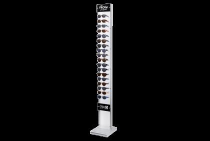 Displays - DS-0022 vloerdisplay  brillen