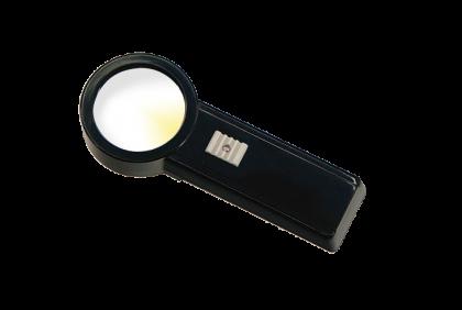 Loepen -  loep  met LED  7501