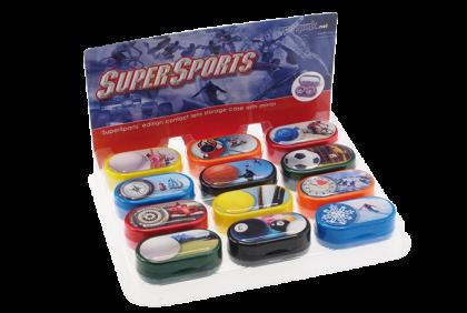 Contactlensproducten - ET-E23 display lenshouder  sports  groot